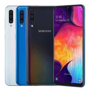 Samsung A50 + 64gb + Forro+vidrio+ Tienda Fisica (260)