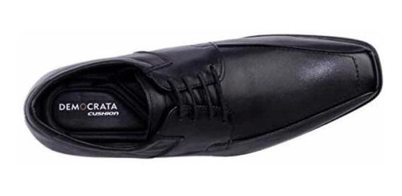 Sapatos Democrata Masculino Tamanhos Grandes 031114-001
