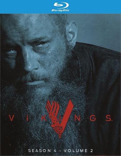 Blu-ray Vikings Season 4 Volume 2 / Temporada 4 Volumen 2