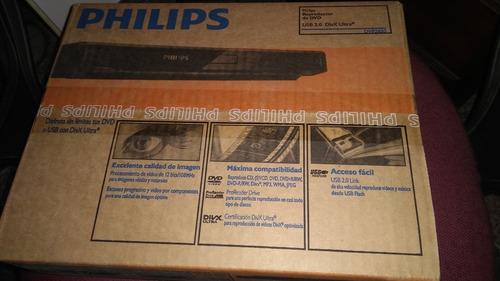 Dvd Philips Con Usb
