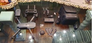Drone Dji Mavic Pro Inmaculado!! (+accesorios)