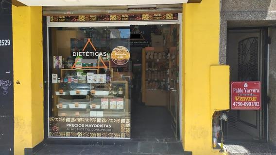 Fondo De Comercio Dietetica En Caseros
