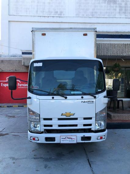 Chevrolet Nkr (furgon) Diesel 3.0 Cap 3.2toneladas Mod 2015