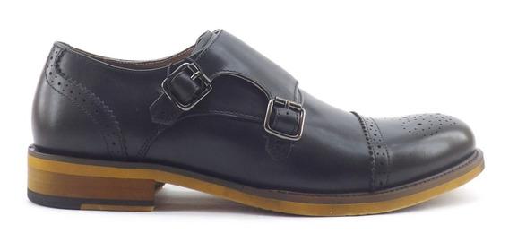Zapatos Vestir Storkman Hombre Caballeros Cuero Comodo Cain
