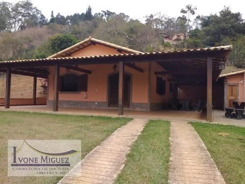 Imagem 1 de 15 de Casa Em Vale Das Videiras  -  Petrópolis - 3101