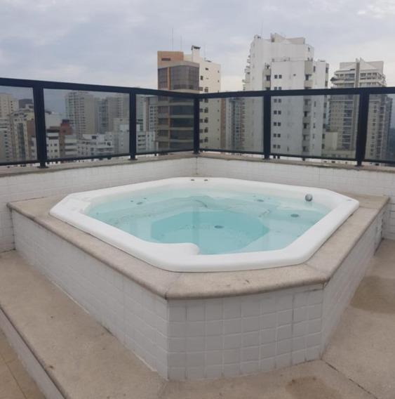 Cobertura Residencial Em São Paulo - Sp - Co0027_sales