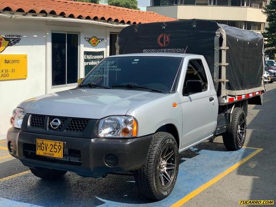 Nissan Frontier Np 300 Mt 2500