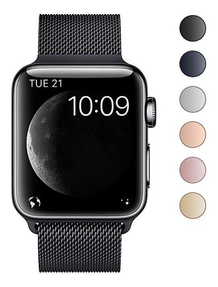 Relógio Apple Watch Series 2 Nike+ 42mm / Pulseira Metal