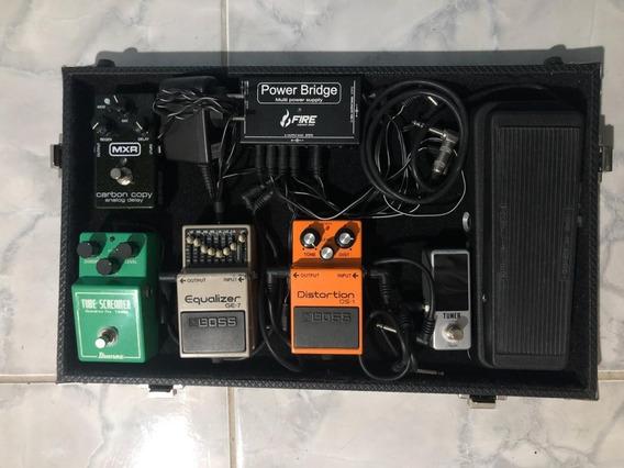 Set De Pedais Guitarra
