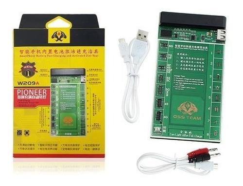 Placa Ativadora Bateria Celulares Pionner W209a Oss Team   Mercado Livre