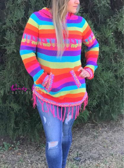 Sweter Artesanal De Perú