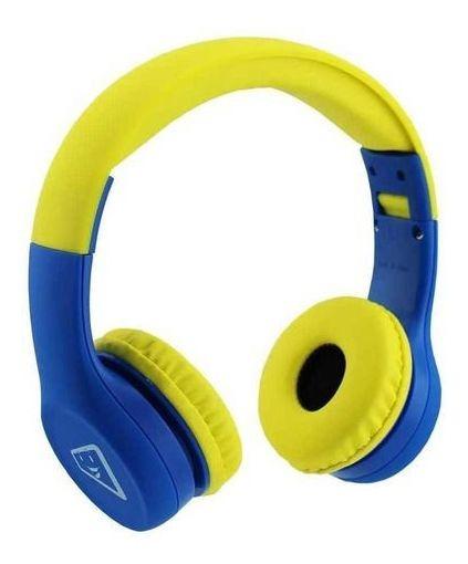 Headphone Estéreo Com Limitador De Volume - Joy - ELG Kids