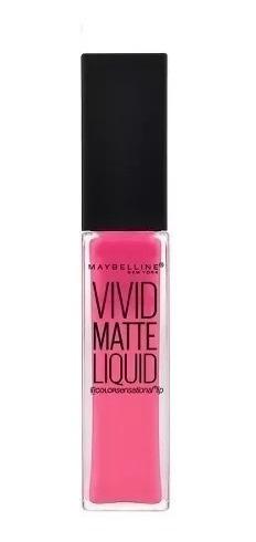 Labial Maybelline Vivid Matte Liquid Tono 15 X 7.7ml