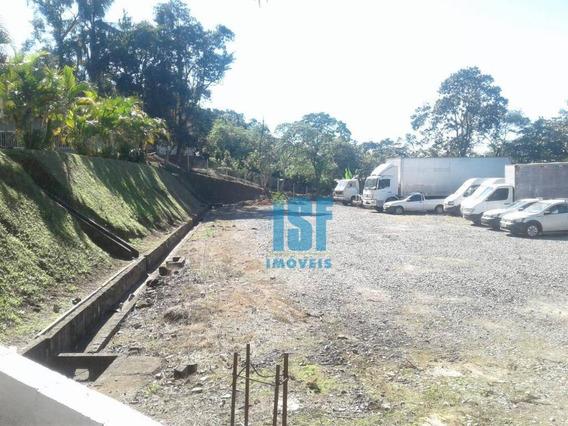 Terreno Para Alugar, 1500 M² Por R$ 3.800,00/mês - Jardim Mimas - Embu Das Artes/sp - Te0636