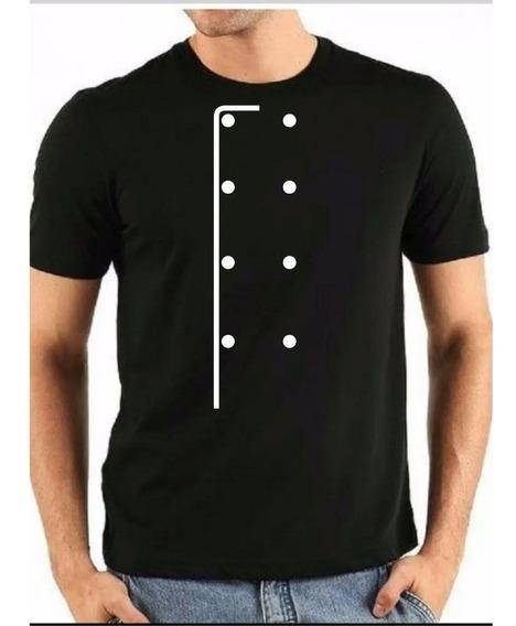 Camiseta Chef De Cozinha