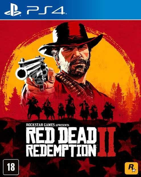 Red Dead Redemption 2 Ps4 Midia Digital Primária