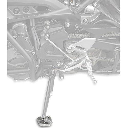 Ampliador De Huella De Pie De Apoyo Givi Es2122 Para Yamaha