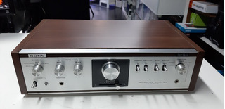 Amplificador Sony Ta 1010 Vintage Año 1971