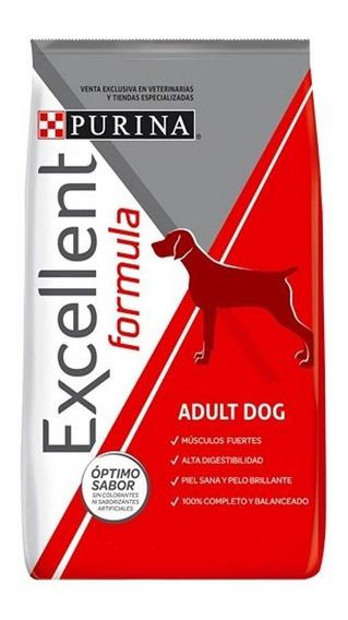 Alimento Excellent Adult Formula perro adulto todos los tamaños 20kg