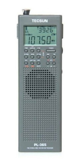 Tecsun Pl365 Pll Dsp Ssb Px Fm Am Radio Amador