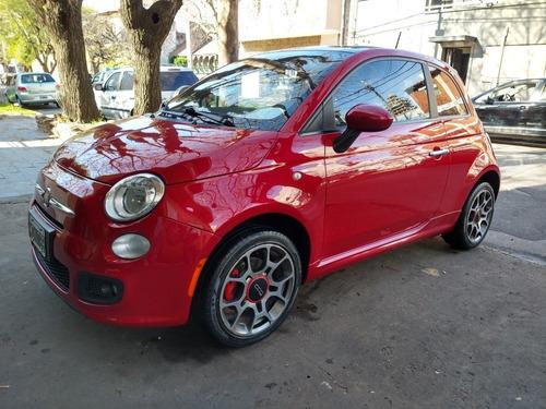 Imagen 1 de 10 de Fiat 500 2013 1.4 Sport 105cv