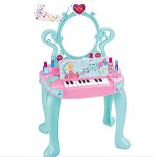 Tocador Piano Magico Para Niña