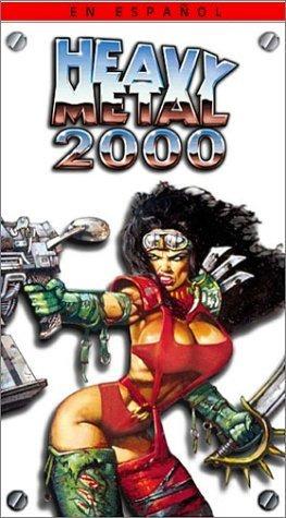 Heavy Metal 2000 [vhs]