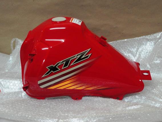 Tanque De Combustível Cor Vermelho Da Xtz 125 Ano 2008