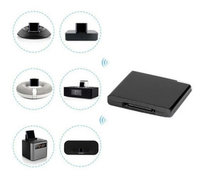 Adaptador Receptor Bluetooth Dock 30 Pinos iPhone Bose