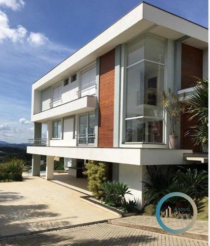 Casa Em Condominio - Parque Residencial Itapeti - Ref: 444 - V-444