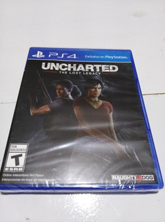 Uncharted The Lost Legacy Ps4 Nuevo Delivery