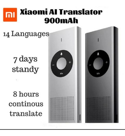 Tradutor Original Xiaomi Muama Enence/pronta Entrega