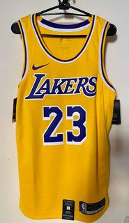Camiseta Lakers Lebron James Original Nike Connect