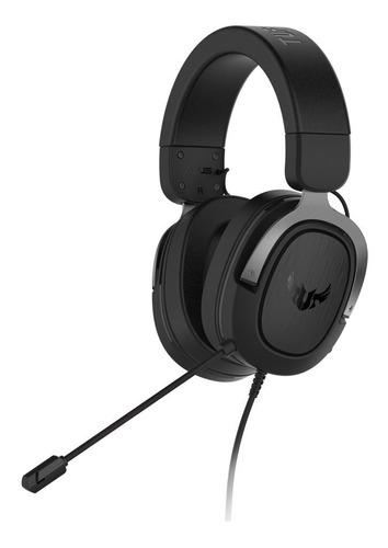 Headset Gamer Asus Tuf Gaming H3 7.1 P2 Gun Metal