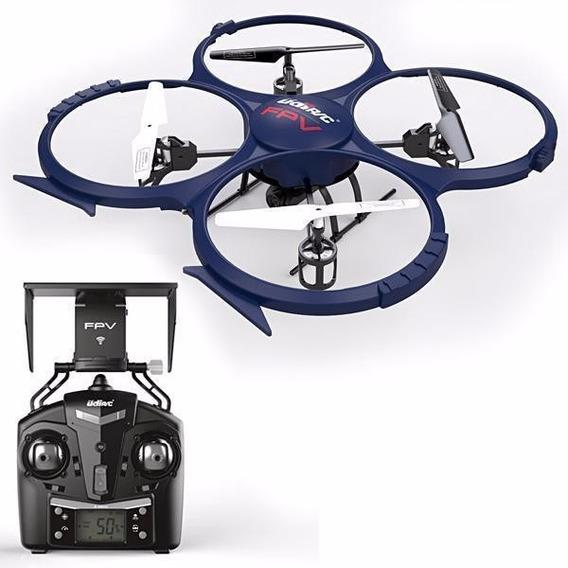 Drone Udirc C/ Câmera Discovery- Wifi U818a Wifi 360°