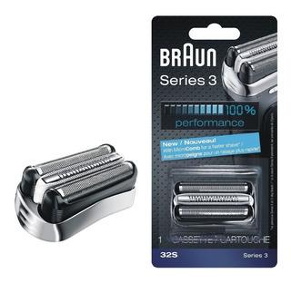 Repuesto Afeitadora Braun 32s 32b Foil Serie 3 320s 340s 380