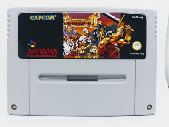 Breath Of Fire 2 Snes Mvs Eletronics
