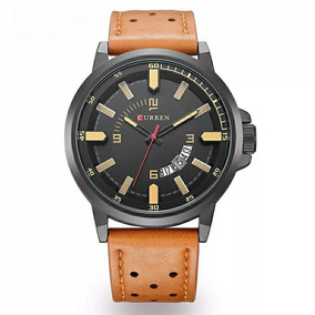 Relógio Masculino Curren 8228 Original Pulseira D