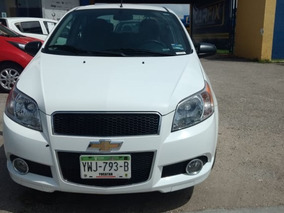Chevrolet Aveo 1.6 Ltz At Mid 21371291