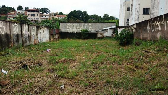 Lote Para Comprar No Mantiqueira Em Belo Horizonte/mg - 1943