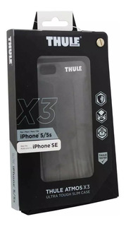 Thule Capa Para iPhone Se 5 5s Policarbonato Atmos X3