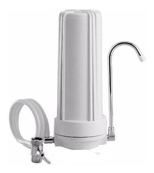 Filtro Agua Para Cocina Blanco Standard Cuotas