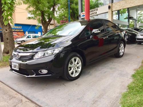 Honda Civic 1.8 N Exs At 2013