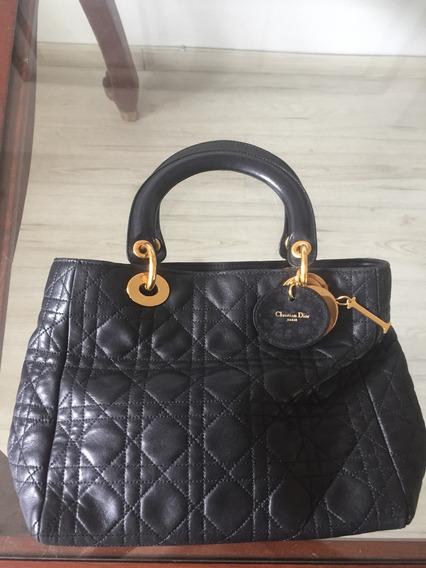 Bolsa Cristian Dior (original) Lady/oportunidade!! S/uso