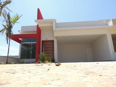 Casa Com 3 Dormitórios À Venda, 170 M² Por R$ 630.000 - Condomínio Campos Do Conde Ii - Paulínia/sp - Ca1286
