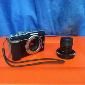 Câmera Fotográfica Olympus Pen E-pl1 + 25mm F1.4