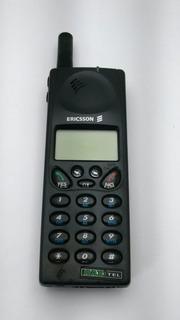 Celular Ericsson Dh668 Antigo Nao Funciona P/colhecionador