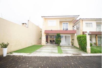 Casa Com 3 Dormitórios À Venda, 115 M² Por R$ 390.000 - Passaré - Fortaleza/ce - Ca0531
