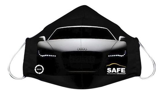 Cubre Boca Audi R8 Frente Edición Safe Refacciones