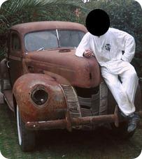 Ford 1940super Deluxe , Permuta Por Moto Y Efect O Motor V8